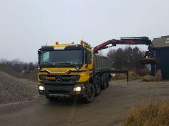 Entreprenørkørsel Fyn og Odense