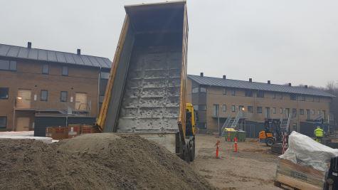 Gruslevering Fyn, Odense m.fl.