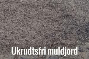 Ukrudtsfrit varmebehandlet muldjord i Odense og på Fyn