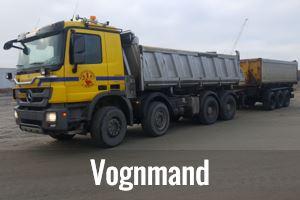 Vognmand i Odense og Fyn - vognmandskørsel